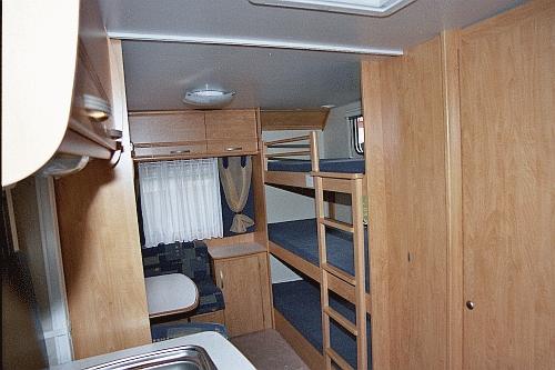 Wohnwagen Mit Etagenbett Und Doppelbett : Kinder und passender wowa wer hat erfahrungen wohnwagen