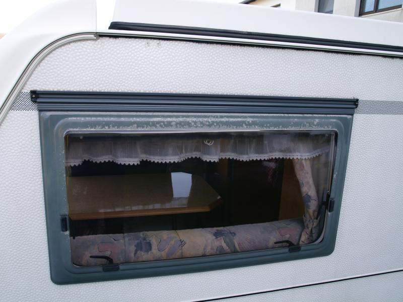 Kunststofffenster lackieren  PMMA Fenster lackieren - Wohnwagen und Wohnwagentechnik - Camperpoint