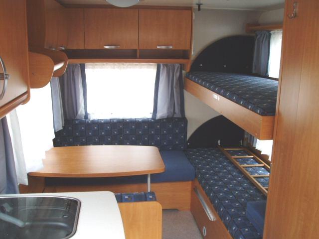 Wohnwagen Mit 3er Etagenbett : Kinder und passender wowa wer hat erfahrungen wohnwagen